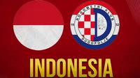 Timnas Indonesia - Timnas Indonesia U-19 Vs NK Dugopolje (Bola.com/Adreanus Titus)