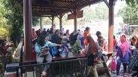Pasar Cikundul, Sukabumi.