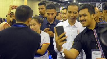 Presiden Jokowi Hadiri Konferensi Anak Muda di Jakarta