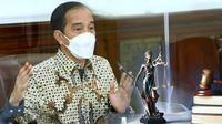 Banner Infografis Jokowi Usulkan DPR Revisi UU ITE, Hapus Pasal Karet? (Foto: Dok. Biro Pers Sekretariat Presiden)