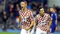 Timnas Kroasia Vs Timnas Yunani (AFP/STRINGER)