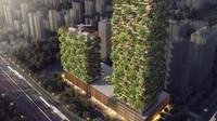 Menara Nanjing akan menjadi hutan vertikal pertama di Asia, penasaran seperti apa bentuknya? Lihat di sini.