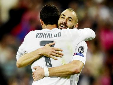 Real Madrid merupakan klub paling sukses di Liga Champions dengan raihan 13 gelar. Selain itu, El Real juga merupakan klub paling subur dengan torehan gol sebanyak 994 gol. Berikut enam pemain Real Madrid penyumbang gol terbanyak di Liga Champions.