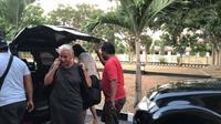 Bandara Komodo, Labuan Bajo, Kabupaten Manggarai  Barat, NTT, mendapat ancaman bom. Ancaman bom itu diduga dilakukan oleh  seorang perempuan berkebangsaan Portugal berinisial MR alias R (52)