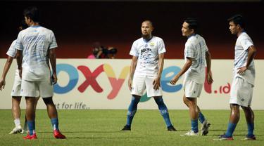 Pemain Persib Bandung Supardi Nasir