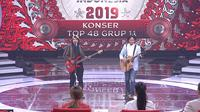 Musik Komedi Dodit Vs Cak Blangkon Semarakkan LIDA 2019. (Indosiar)