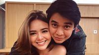 Amanda Manopo akui tak settingan dengan Billy Syahputra. (Sumber: Instagram/@bilsky16)