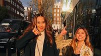 Valerie dan Ina Thomas (Instagram/ valeriethomas)