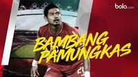Bambang Pamungkas Pensiun. (Bola.com/Dody Iryawan)