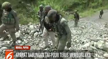 Aparat menduga, selain berhasil merampas senjata milik TNI-Polri, KKB juga memasok senjata dari Filipina dan Papua Nugini melalui jalur gelap laut dan darat di perbatasan.