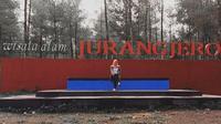 Taman wisata alam Jurang Jero di Magelang, Jawa Tengah, setelah ditutup sejak November 2020 (dok.instagram/@wisata_jurangjero/https://www.instagram.com/p/B8ASZunniUU/Komarudin)