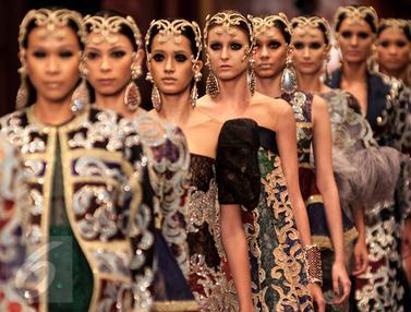 20161129-Koleksi 'La Divina Marchesa' Sebastian Gunawan-Jakarta