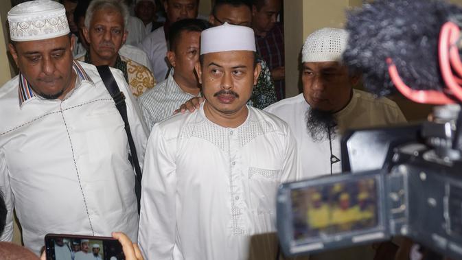 Slamet Ma'arif Laporkan Temuan Dugaan Kecurangan Pemilu ke Ketua BPN