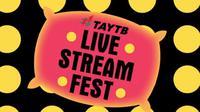 Dari musisi, standup comedian hingga menteri akan meriahkan #TAYTB Live Stream Fest.