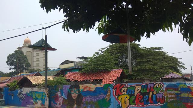 Kampung bekelir, Babakan, Kota tangerang