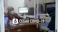Puskemas Andalas di Padang berusaha melindungi pasien-pasien ibu hamil dari paparan virus corona. Bagaimana caranya?