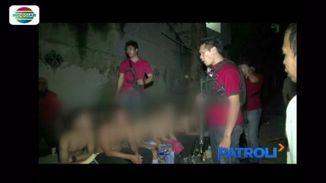 7 pelajar di Lenteng Agung, Jakarta Selatan, diciduk polisi karena kedapatan pesta miras usai ujian nasional.