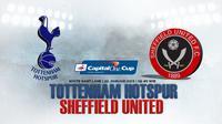 Prediksi Tottenham Hotspur vs Sheffield United (Liputan6.com/Andri Wiranuari)
