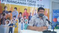 Riris Andono Ahmad, Koordinator Tim Respons Cepat Covid-19 UGM