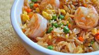 Nasi goreng seafood. (Foto: resepkuekeringku.com)