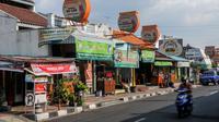Kampung Gudeg Wijilan - Yogyakarta. (@Andi Rosita Dewi)