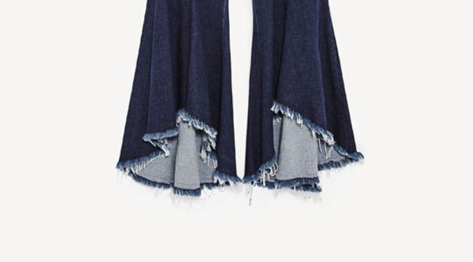 Jika Anda memiliki pakaian yang tidak sesuai dengan bentuk tubuh Anda, bawalah ke penjahit dan mereka akan menyulap pakaian Anda (foto: zara.com)