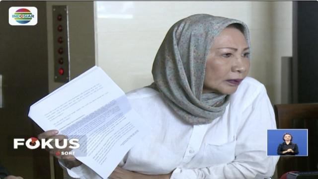 Ratna sarumpaet akhirnya melakukan somasi kepada Dinas Perhubungan DKI Jakarta. Somasi ini dilakukan mempertanyakan dasar hukum penderekan penderekan mobil miliknya.