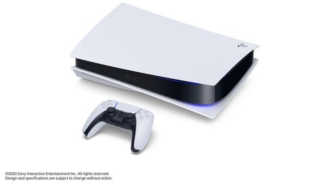 PS5. (Doc: PlayStation)
