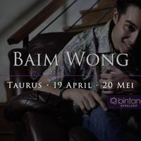 Menurut artikel di bintang.com Taurus merupakan pribadi yang sangat keras kepala. Bagaimana kalau dengan Baim Wong?