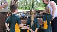 Cara Belajar Keselamatan ala SD di Australia: Datangkan Buaya! (ABC Rural  Daniel Fitzgerald)