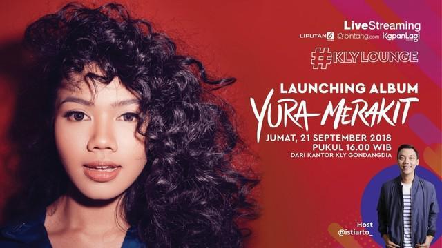 Yura Yunita meluncurkan single terbaru yang berjudul Harus Bahagia. Sesuai dengan judulnya, single Harus Bahagia menceritakan tentang keoptimisan dirinya setelah berhasil melalui masa-masa sedih.