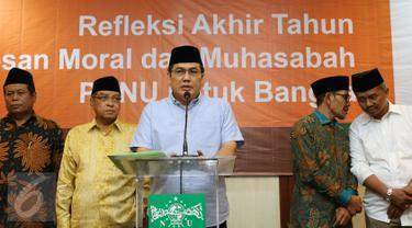 20161230-Akhir 2016, PBNU Soroti Pudarnya Semangat Toleransi dan Kebhinekaan-Jakarta