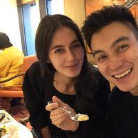 Baim Wong dan Paula Verhoeven. (Instagram/baimwong)