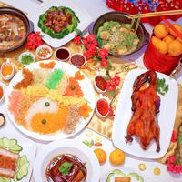 Sajian oriental tradisional disediakan Holiday Inn Jakarta Kemayoran untuk menyambut Tahun Baru Imlek (Foto: Holiday Inn Jakarta Kemayoran)
