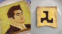 Chef Arnold Tantang Perusahaan BUMN Challenge Roti Meses, 6 Kreasinya Keren (sumber: Twitter.com/kemenpu dan Instagram.com/arnoldpoernomo)