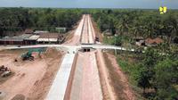 Pada 2016-2019, Kementerian PUPR telah pembangunan Jaringan Irigasi Utama Bahuga Daerah Irigasi Komering bagian hilir di Kabupaten OKU Timur dengan luas 6.853 ha.