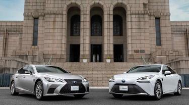 Toyota Hadirkan 2 Mobil dengan Teknologi Bantuan Pengemud (Asia Nikkei)