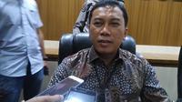 Direktur Reserse Kriminal Khusus Polda Sulsel, Kombes Pol Yudhiawan Wibisono berikan dua pilihan Polres Pare-Pare terkait penanganan kasus dugaan suap proyek DAK (Liputan6.com/ Eka Hakim)