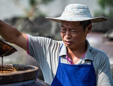 Mengintip Produksi Cuka Chishui di China
