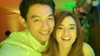 Ifan Seventeen dan Citra Monica. (Instagram/@ifanseventeen)