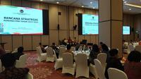 Pertemuan Konsolidasi Program dan Kegiatan Bidang Pembangunan Manusia dan Kebudayaan Tingkat Nasional untuk Wilayah Tengah dan Timur Indonesia.