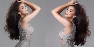 Manohara Odelia Pinot nama artis yang namanya sempat menjadi perbincangan tahun 2009. Setelah lama jarang di layar kaca, perempuan yang fokus dengan dunia bisnis itu terlihat seksi dan langsing. (Instagram/manodelia)