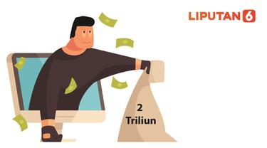 Banner Infografis Dugaan Prank Sumbangan Rp 2 Triliun Anak Akidi Tio. (Liputan6.com/Abdillah)
