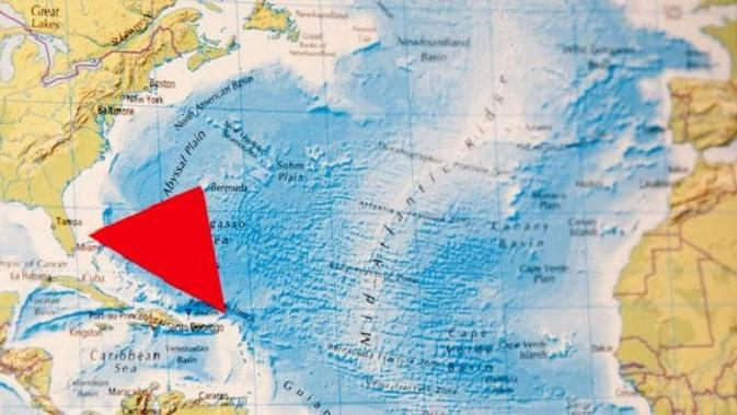 Para ilmuwan memiliki teori baru tentang misteri Segitiga Bermuda. (iStock)