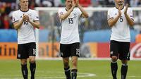 Pemain Timnas Jerman, Toni Kroos. (AP Photo/Christophe Ena)