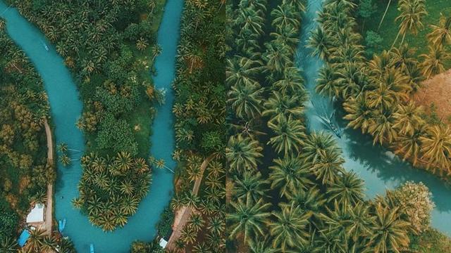 Sungai Bisa Jadi Destinasi Wisata Menawan
