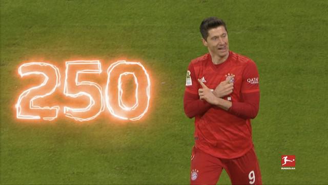 Berita video gol-gol terbaik Robert Lewandowski untuk Bayern Munchen di Bundesliga.