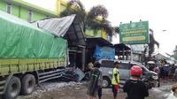 Sejak diresmikan pada Agustus 2017, jalan layang Kretek Bumiayu ini banyak menelan korban. Setidaknya ada 10 kecelakan di lokasi tersebut. (Liputan6.com/Fajar Eko Nugroho)