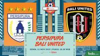 Shopee Liga 1 2019: Persipura Jayapura vs Bali United. (Bola.com/Dody Iryawan)