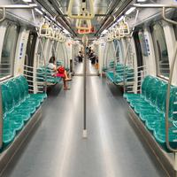 Ilustrasi bagian dalam MRT. (dok. pixabay.com/@quinntheislander)